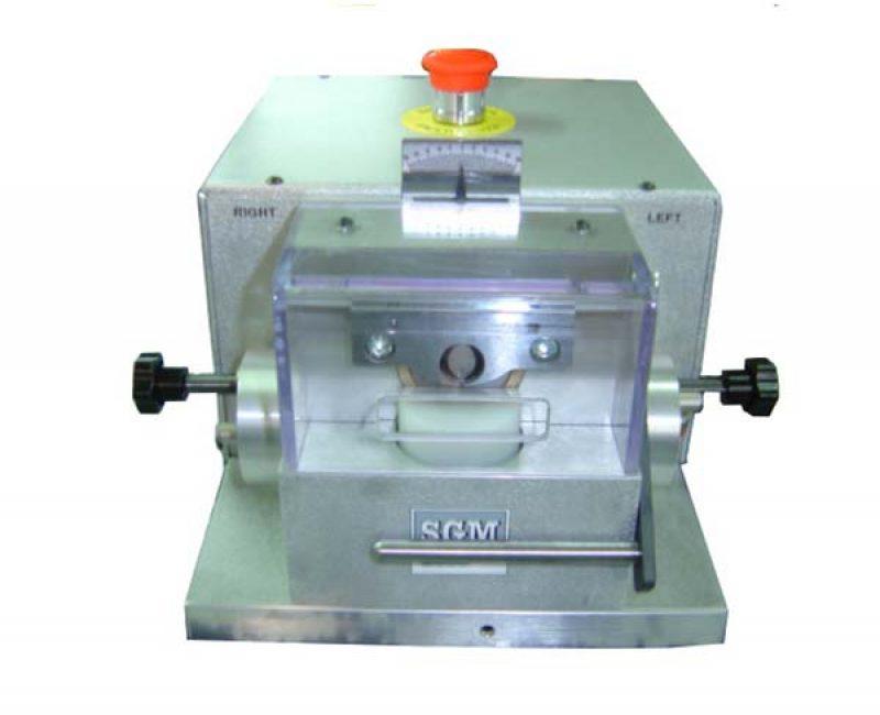 Bending-hinge machine