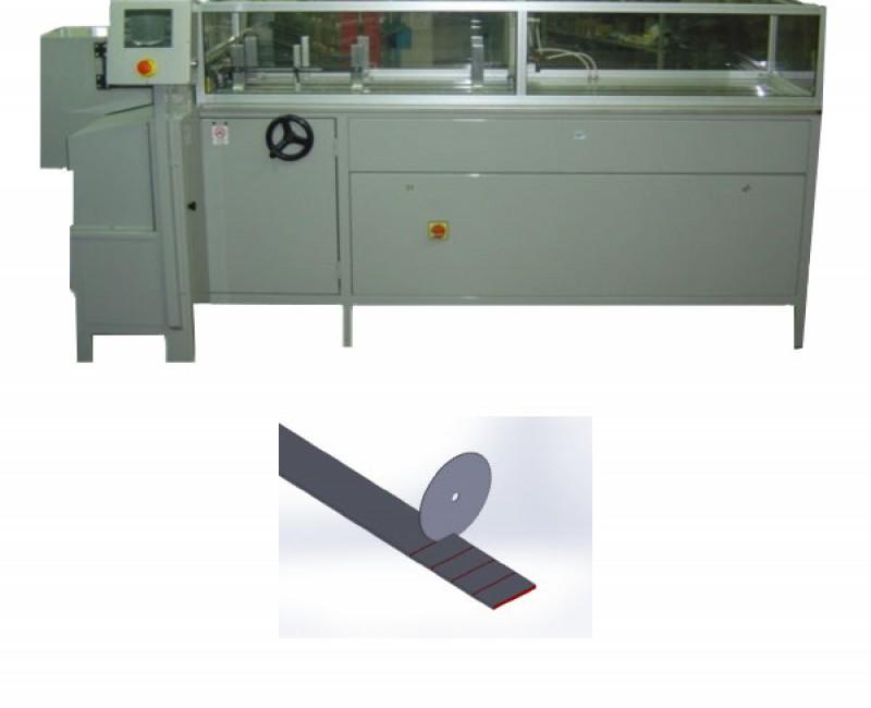 Segatrice semi-automatica per tavolette (da lista)