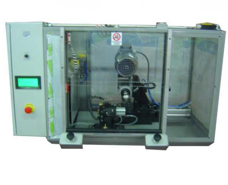 Fresatrice universale elettro-pneumatica